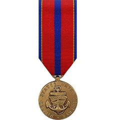Navy miniature Medal: Reserve Meritorious Service