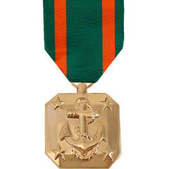 Full Size Medal: Navy Achievement - anodized
