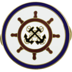 Navy Badge: Craftmaster - regulation size