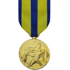 Full Size Medal: Navy Expeditionary - anodized