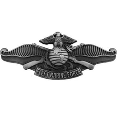 Navy Badge: Fleet Marine Force - regulation size
