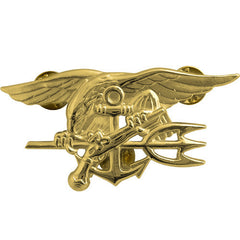 Navy Badge: Special Warfare - regulation size