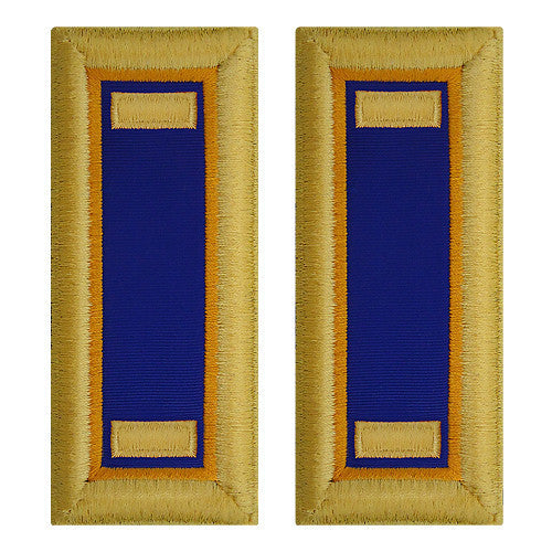 Army Shoulder Strap: Second Lieutenant Aviation - female
