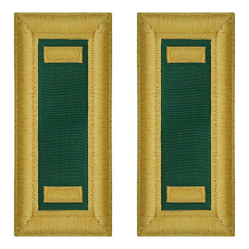Army Shoulder Strap: Second Lieutenant Special Forces - female