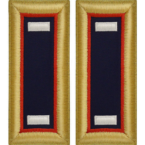 Army Shoulder Strap: First Lieutenant Adjutant General
