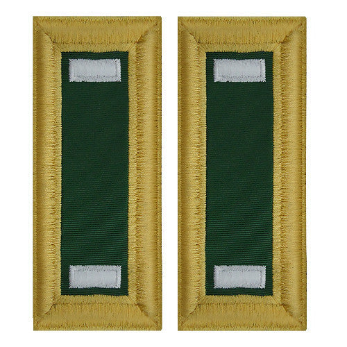 Army Shoulder Strap: First Lieutenant Special Forces - female