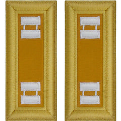Army Shoulder Strap: Captain Armor