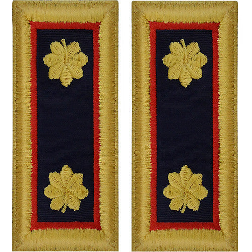 Army Shoulder Strap: Major Adjutant General