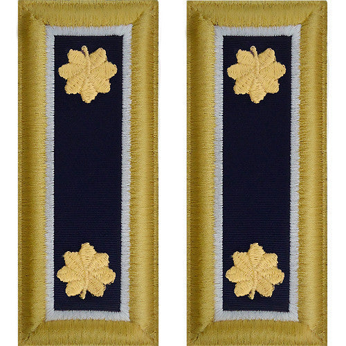 Army Shoulder Strap: Major Judge Advocate