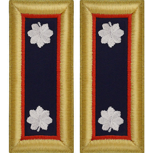 Army Shoulder Strap: Lieutenant Colonel Adjutant General