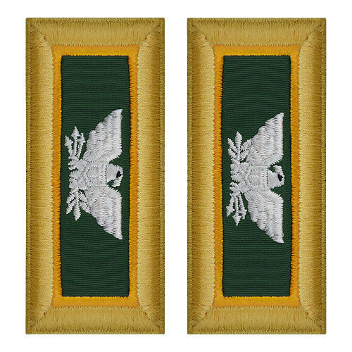 Army Shoulder Strap: Colonel Military Police - female