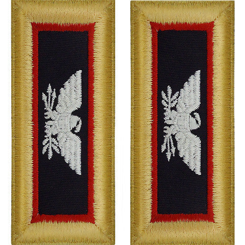 Army Shoulder Strap: Colonel Adjutant General