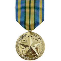 Full Size Medal: Outstanding Volunteer Service - anodized