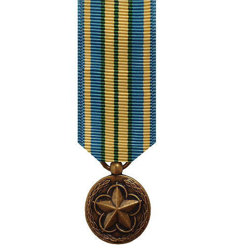 Miniature Medal: Military Outstanding Volunteer Service