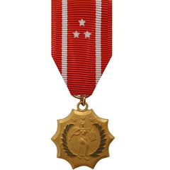Miniature Medal: Philippine Defense
