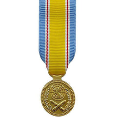 Miniature Medal- Anodized: Korea War Service