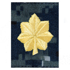 USNSCC / NLCC - Lietenant Commander (LCDR) Parka Tab Blue Digital Embroidered