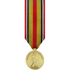 Miniature Medal- Anodized: Selected Marine Corps Reserve