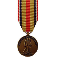 Marine Corps miniature Medal: Selected Reserve