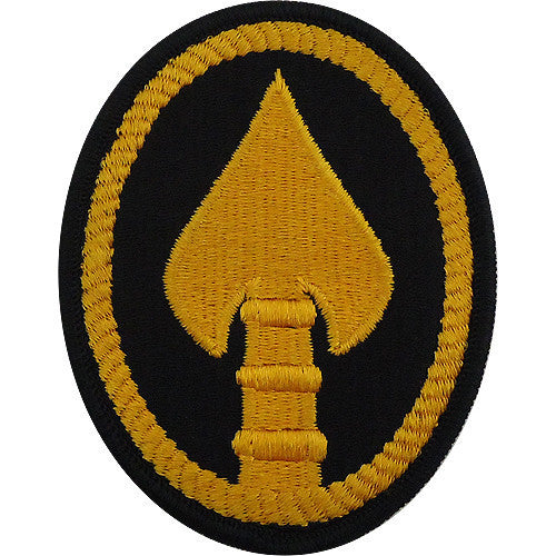 Army Patch: Army Element Special Operations Command - color