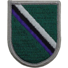 Army Flash Patch: Special Forces Personnel Unassigned