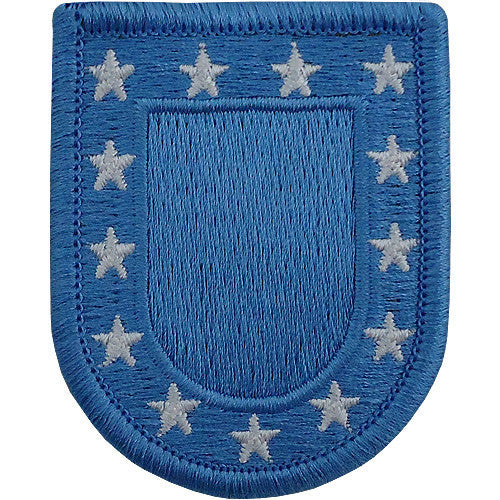 Army Flash Patch: Army Beret with Stars