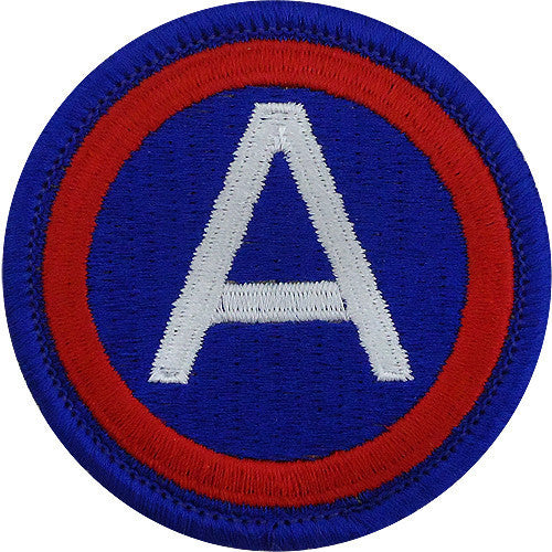 Army Patch: U.S. Army Central - color