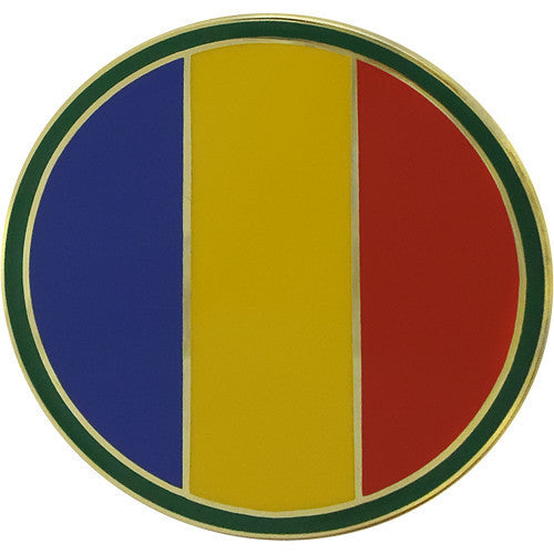 Army Combat Service Identification Badge (CSIB): USA Training and Doctrine Command - TRADOC