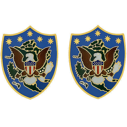 Army Crest: US Northern Command - Army Element
