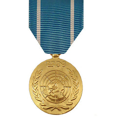 Full Size Medal: United Nations Observer - anodized
