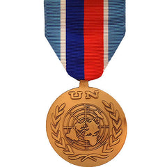 Full Size Medal: United Nations Mission In Haiti