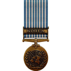Miniature Medal: United Nation Service