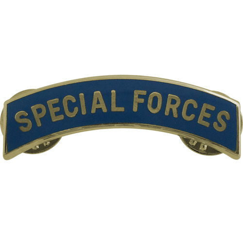 Army enamel Tab: Special Forces