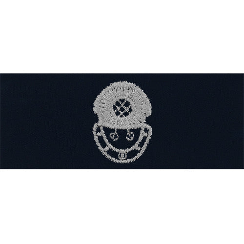 Navy Embroidered Badge: Diver Second Class - embroidered on coverall