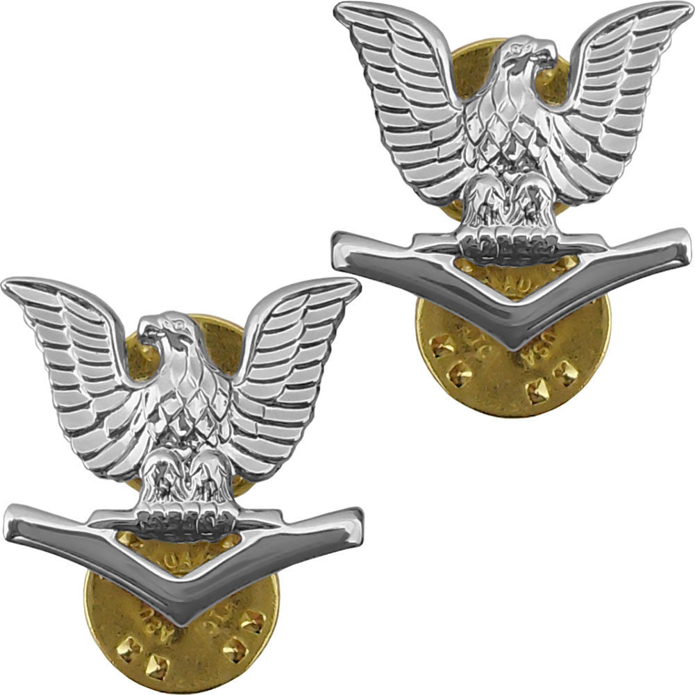 Navy Service Collar Device: E4