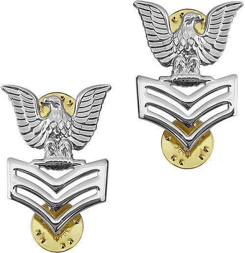 Navy Service Collar Device: E6