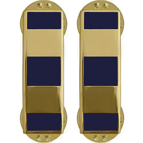 USNSCC / NLCC Coat Device: Warrant Officer 2