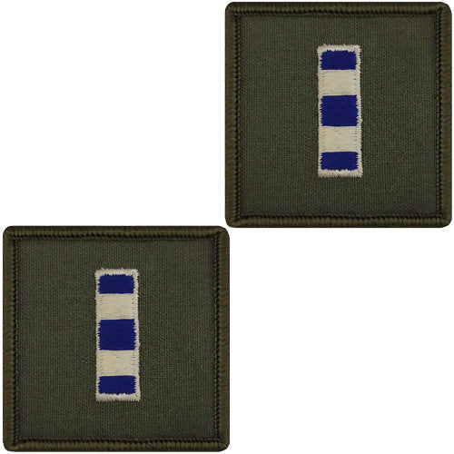 Navy Embroidered Rank: Warrant Officer 4 - flight suit