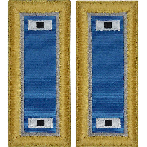 Army Shoulder Strap: Warrant Officer 1: Military Intelligence