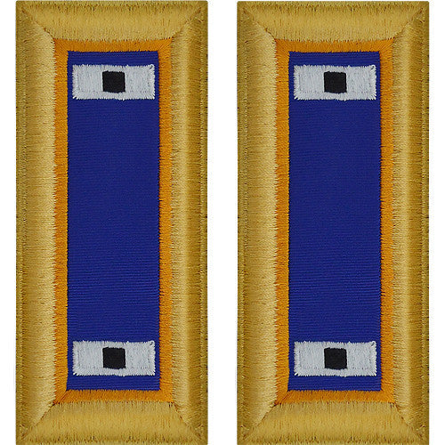 Army Shoulder Strap: Warrant Officer 1: Aviation
