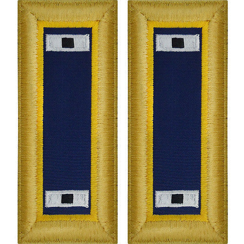 Army Shoulder Strap: Warrant Officer 1: Chemical