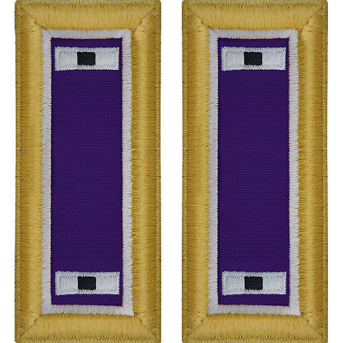 Army Shoulder Strap: Warrant Officer 1: Civil Affairs