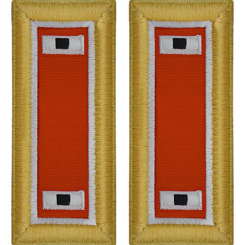 Army Shoulder Strap: Warrant Officer 1: Signal
