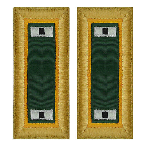 Army Shoulder Strap: Warrant Officer 1: Military Police - female