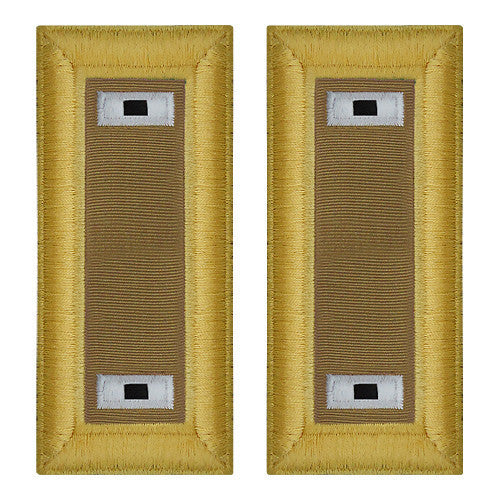 Army Shoulder Strap: Warrant Officer 1: Quartermaster - female