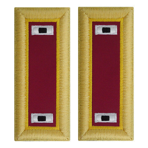 Army Shoulder Strap: Warrant Officer 1: Ordnance - female