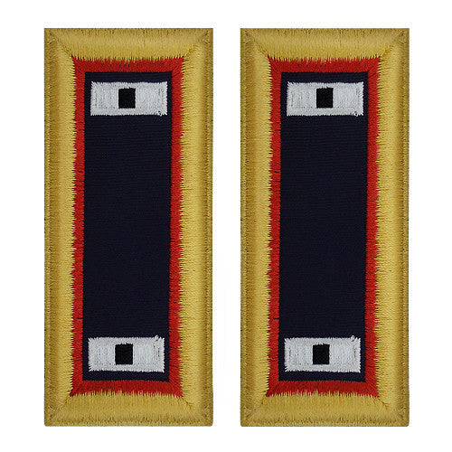 Army Shoulder Strap: Warrant Officer 1: Adjutant General - female