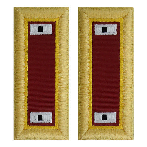Army Shoulder Strap: Warrant Officer 1: Transportation - female