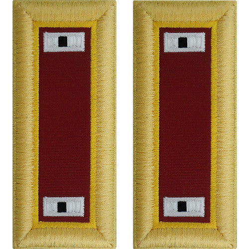 Army Shoulder Strap: Warrant Officer 1: Transportation