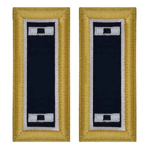 Army Shoulder Strap: Warrant Officer 1: Judge Advocate - female
